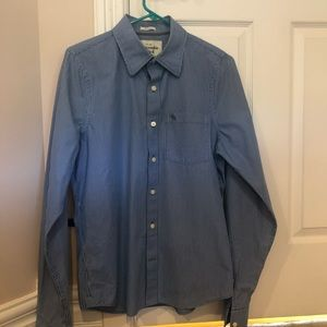 Abercrombie and Fitch Mens Button Down